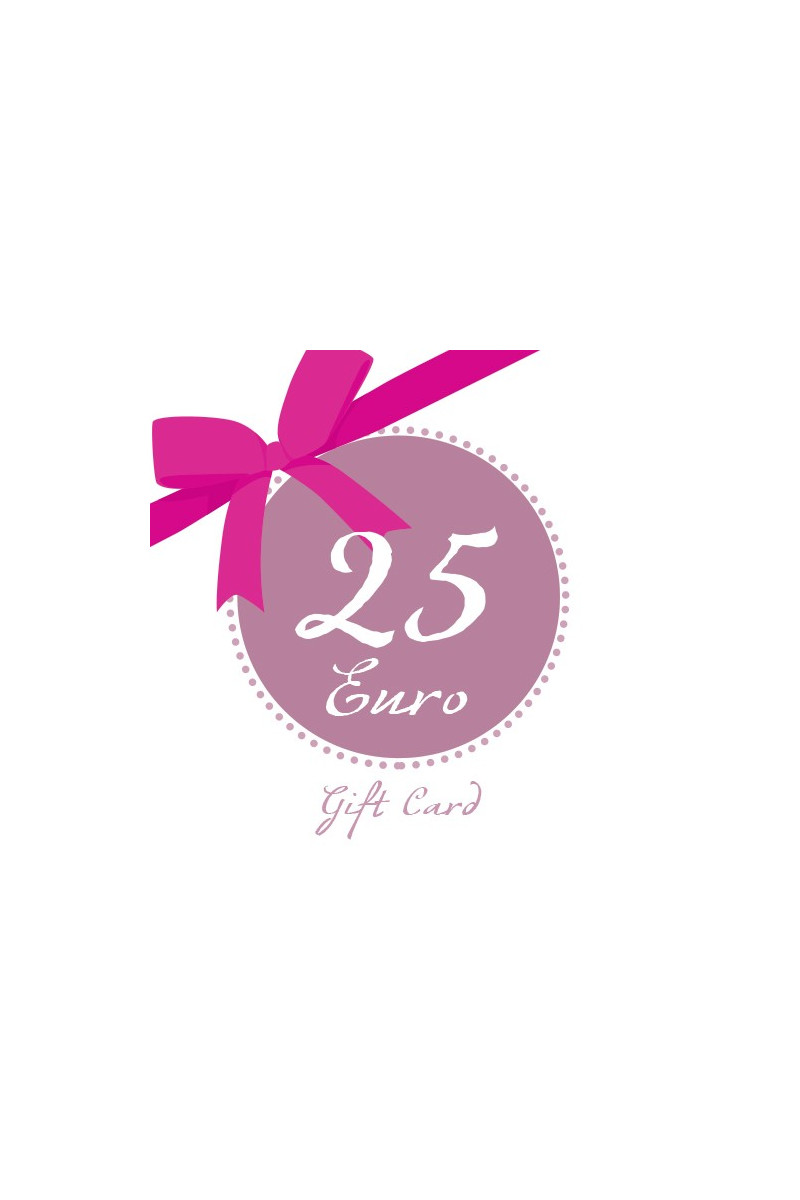 Gift Card - Gift Card 25€