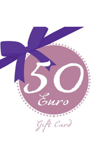 Gift Card - Gift Card 50€