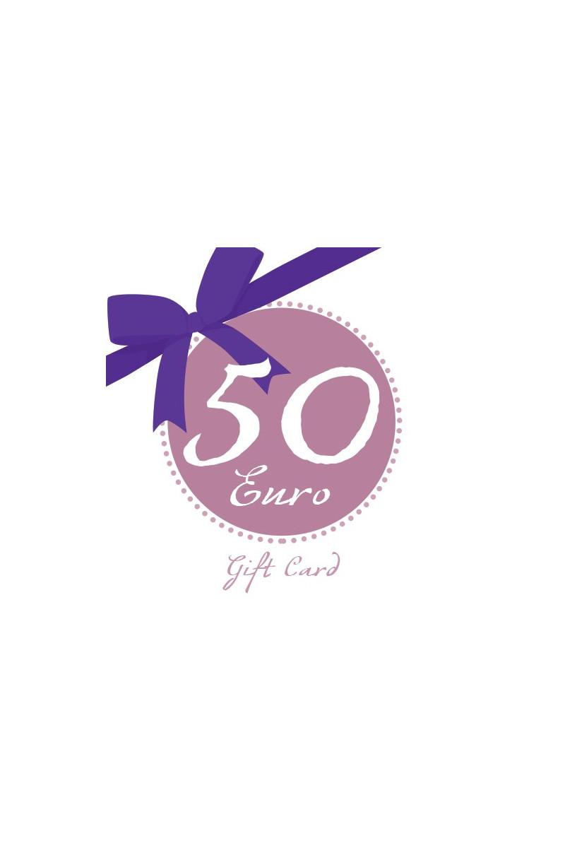 Gift Card - Gift Card 50€