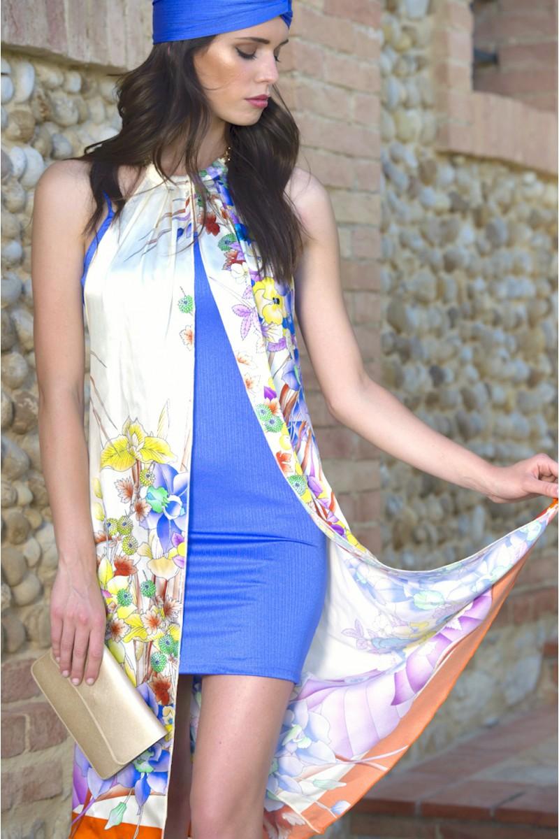 SILK DRESS DAFNE